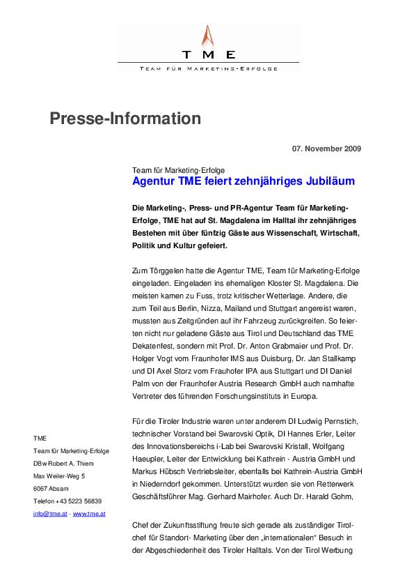 091107__PT_TME_feiert_10-jaehriges_Bestehen.pdf