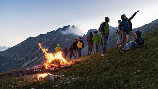 © Patrick Neef / Innsbrucker Nordkettenbahnen